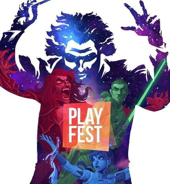 Cartel del PlayFest 2014