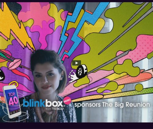 Cookie studio – blink box
