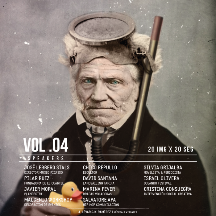 Cartel PechaKucha vol.04