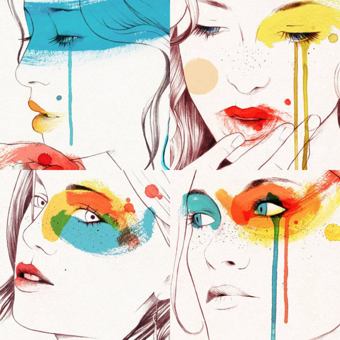 Mixed by Conrad Roset