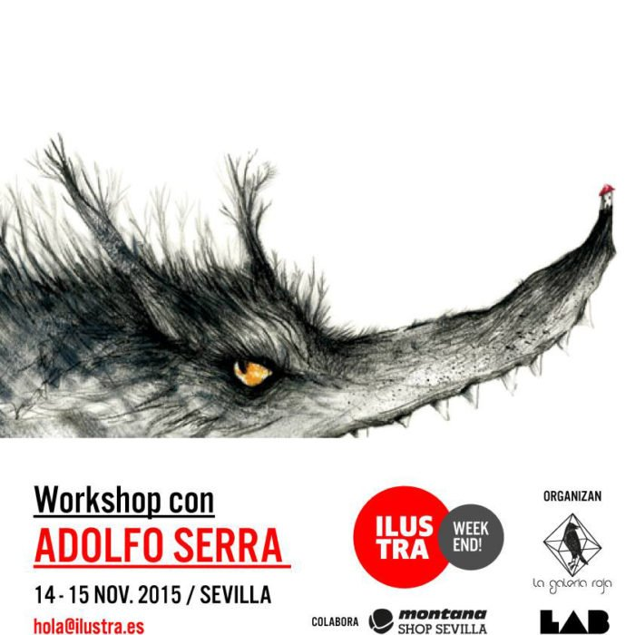 WORKSHOP - Adolfo Serra - Ilustra