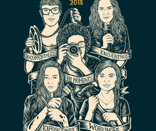 MOMENTS FESTIVAL Poster 2018