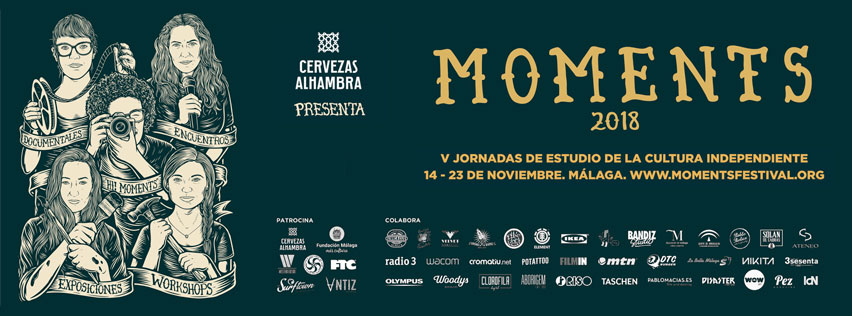 Moments Festival 2018 - Málaga